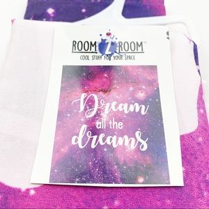 Dream all The Dreams Wall Tapestry